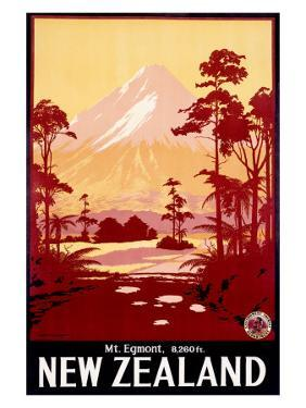 Mount Egmont, New Zealand