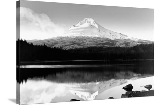 Mount Hood, Oregon--Stretched Canvas Print