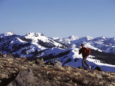 Mount Judah California, USA