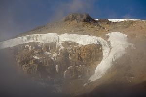 Mount Kilimanjaro and Glaciers