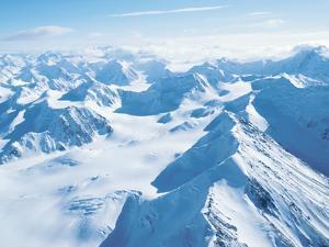 Mount Logan, Kluane National Park - Yukon, Canada