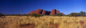 Mount Olga, Uluru-Kata Tjuta National Park, Australia