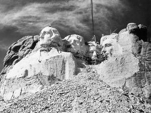 Mount Rushmore Construction