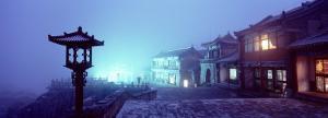 Mount Tai Sacred Mountain, China