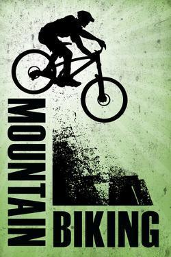 Mountain Biking Green Sports