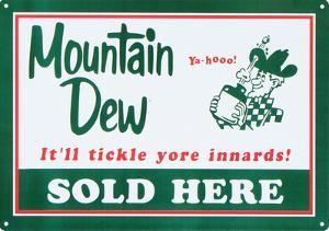 Mountain Dew Soda Sold Here
