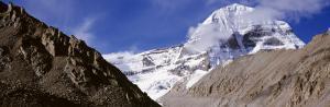 Mountain, Mount Kailash, Tibet