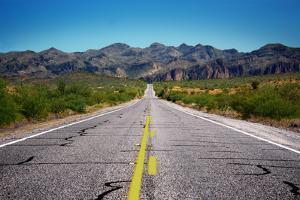 Mountain Road Scottsdale Arizona