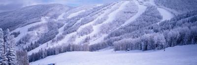 Mountains, Snow, Steamboat Springs, Colorado, USA