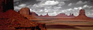 Mountains, West Coast, Monument Valley, Arizona, USA