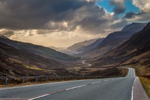 Driving to Torridon by mountaintreks