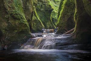 Finnich Glen by mountaintreks