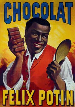 Chocolat Felix Potin by Mourgue