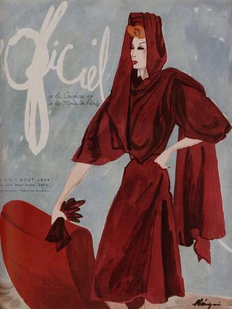 L'Officiel, July 1944 - Gaston, Rose Valois