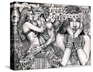 Amor Azteca by Mouse Lopez
