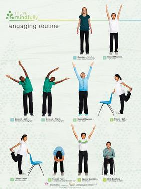 Move Mindfully Engaging Poster
