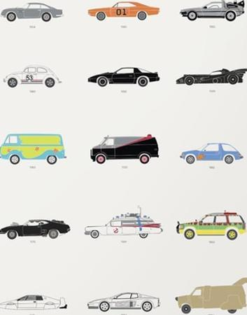 Movie Car Collection