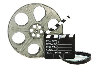 https://imgc.allpostersimages.com/img/posters/movie-clapper-board-with-film-reel-on-white-background_u-L-PN0WQ30.jpg?p=0