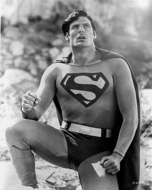 A portrait from Superman. by Movie Star News
