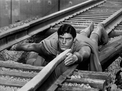 A scene from Superman. by Movie Star News