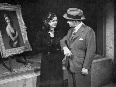 A scene from The Woman in the Window.