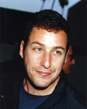 Adam Sandler Head Shot Portrait by Movie Star News