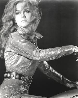 Ann Margret in Leather Jacket Portrait by Movie Star News