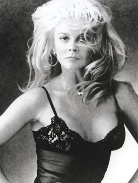 Ann Margret Posed in Corset Classic by Movie Star News