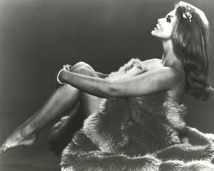 Ann Margret sitting on the Floor by Movie Star News