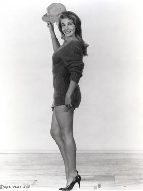 Ann Margret standing in Skirt Classic by Movie Star News