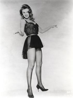 Ann Margret wearing a Black Mini Dress in Classic by Movie Star News