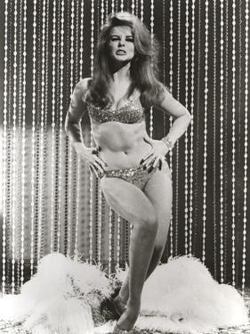 Ann Margret wearing a Glittering Bikini in Classic by Movie Star News