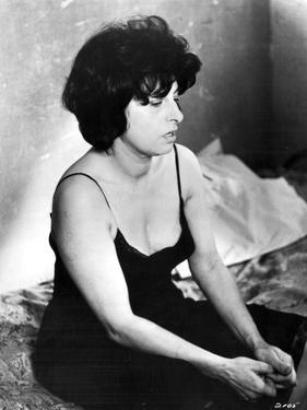 Anna Magnani Seated in Classic by Movie Star News