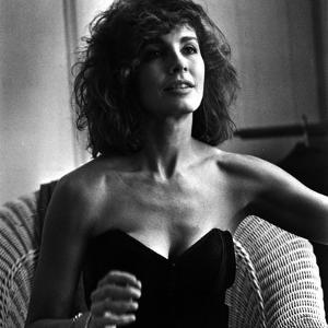 Anne Archer Seated in Classic by Movie Star News