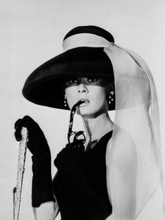 Audrey Hepburn Breakfast at Tiffany's by Movie Star News