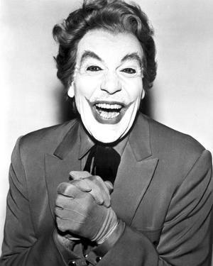 Batman Movie Close Up Portrait of Joker by Movie Star News