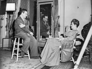 Behind the scenes of The Little Foxes. by Movie Star News