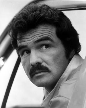 Burt Reynolds Close Up Portrait by Movie Star News