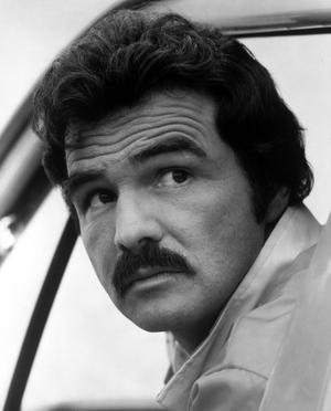 Burt Reynolds Close Up Portrait by Movie Star News