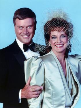 Dallas Skyblue Background Wedding Portrait by Movie Star News