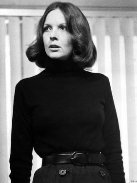 Diane Keaton Posed in Classic by Movie Star News