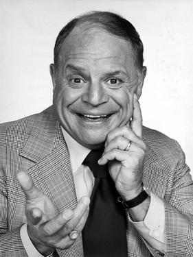 Don Rickles smiling in Nice Suit by Movie Star News