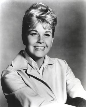 Doris Day Portrait in Classic by Movie Star News