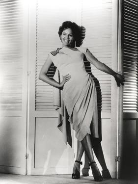 Dorothy Dandridge Leaning in Classic by Movie Star News