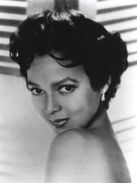 Dorothy Dandridge Portrait in Classic by Movie Star News