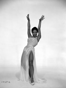 Eartha Kitt Posed in Classic by Movie Star News