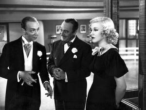 Fred Astaire and Ginger Rogers Scene from Swing Time by Movie Star News