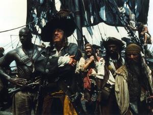 Geoffrey Rush as Hector Barbossa by Movie Star News