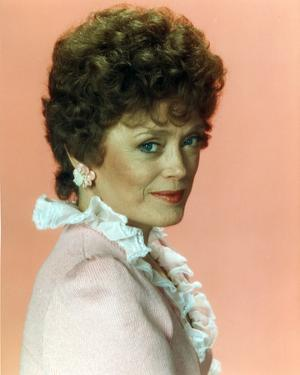 Golden Girls Posed in a Pink Top by Movie Star News