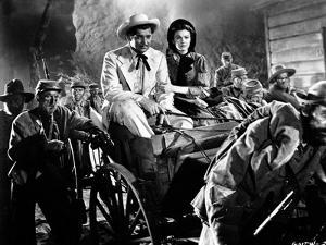 Gone With The Wind Couple Riding Carousel Movie Scene by Movie Star News